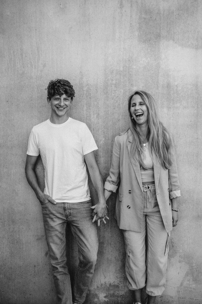 Scarlett & Jonas Portrait